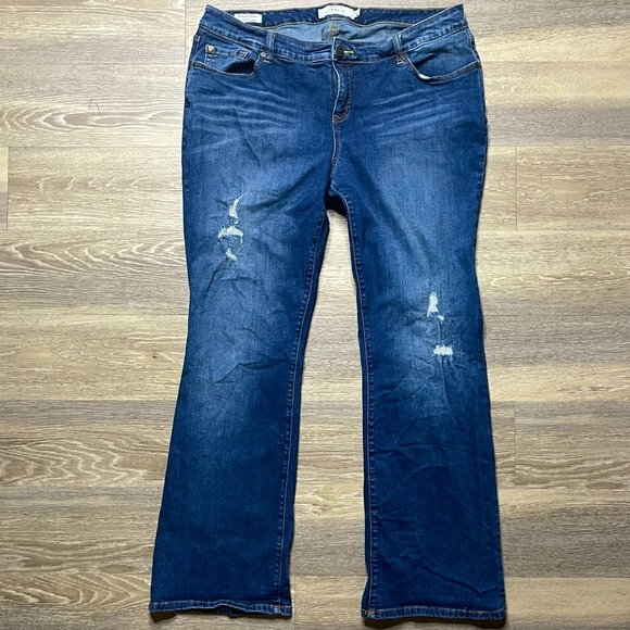 Torrid bootcut jeans size 20